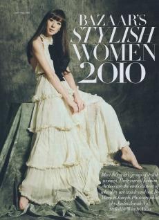 Harpers Bazaar Dec 2010