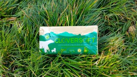 Cloversoft tissue