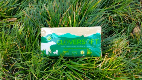 Cloversoft tissue