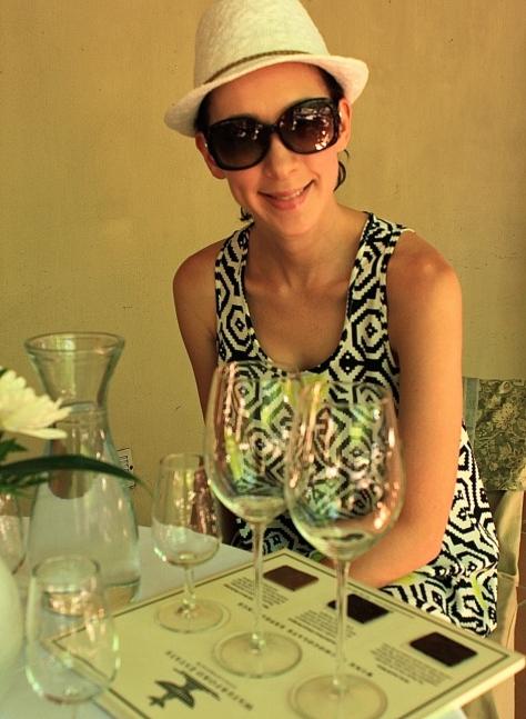 Wine tasting in Stellenbosch - Waterford Estate